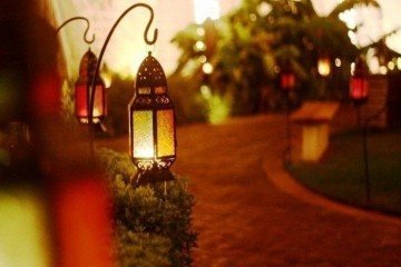 Bulan Ramadhan Anugerah Yang Terindah